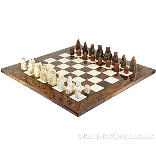 (The Isle Of Lewis Italian Briar Chess Set)
