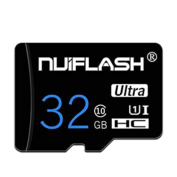 Amazon.com: Nuiflash NF-TF 06 C10 - Tarjeta de memoria TF ...