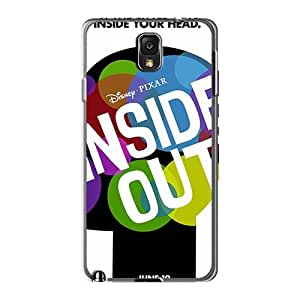 Samsung Galaxy Note3 QTK6503WDGF Custom Realistic Inside Out Image Durable Cell-phone Hard Cover -ColtonMorrill