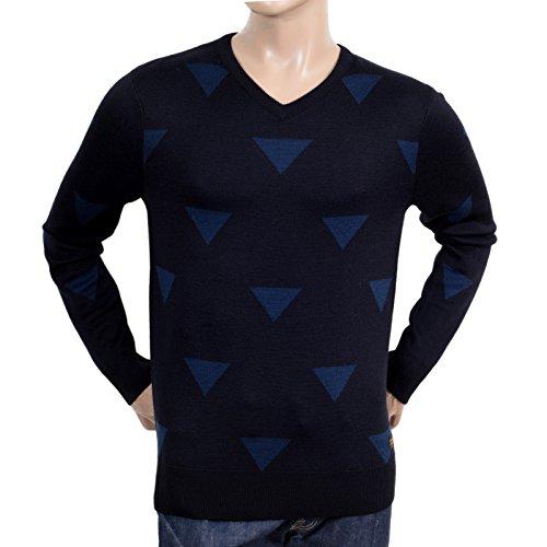 Scotch & Soda Herren T-Shirt blau navy