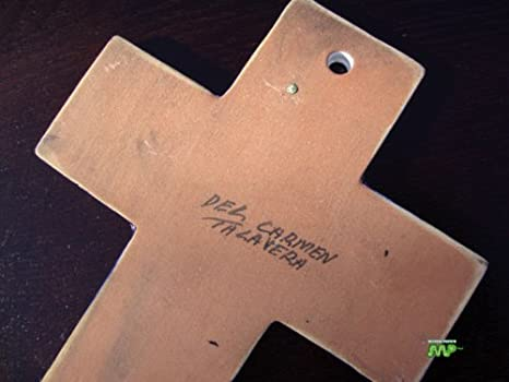 Amazon.com: Talavera Cross 9