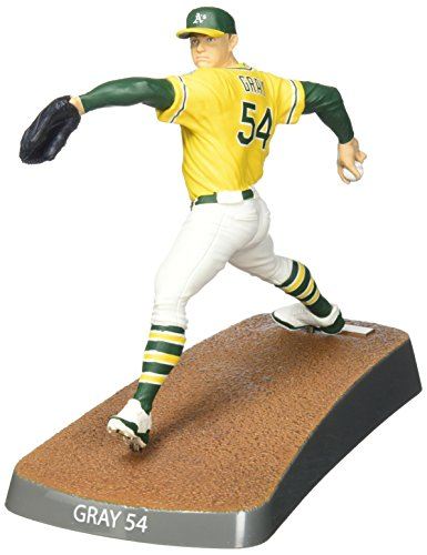 Imports Dragon Baseball Figures Sonny Gray Oakland A's Baseball Figure, 6""
