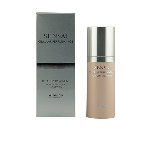 Kanebo Sensai Cellular Performance Total Lip Treatment, 0.52 Ounce