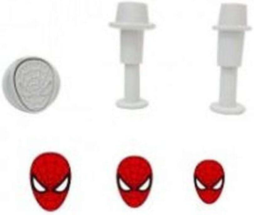 Spiderman Ausstechformen Set