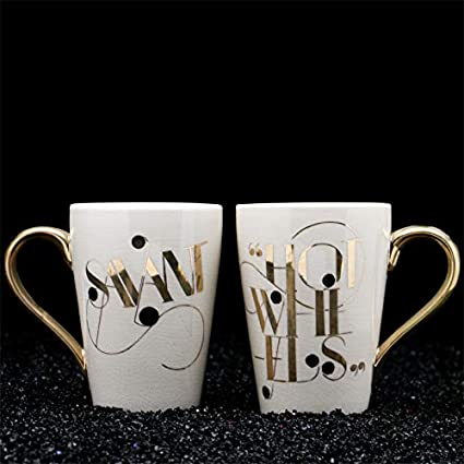 12 Zodiac European Ice Crack Washing Set Bathroom Mouth Brushing Toothbrush Couple Cup Toothbrush Shelf, Luxury Sticker Gold Mouth Cup (Tiger) TCQ