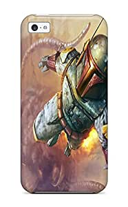 New Style star wars phantom menace Star Wars Pop Culture Cute iPhone 5c cases