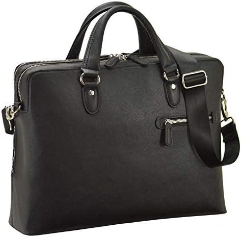 バッグ メンズ ビジネスバッグ 2WAY 40cm B4 ブラック 黒 ビジネス
