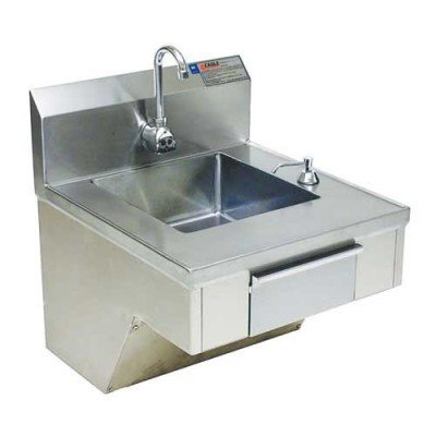 Physically Challenged Hand Sink - 9