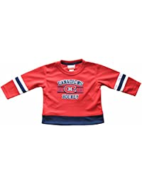Montreal Canadiens Baby History Fashion Top