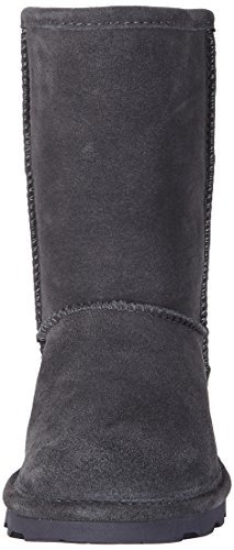 Short Women's Charcoal Fashion Elle Boot BEARPAW 4gZWFqwSEw