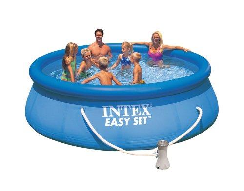 Intex-56912GS-Easy-Set-Pool-circa-mit-Pumpe