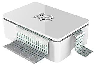 Raspberry Pi - Caja para Raspberry Pi B+ y Pi2, color blanco