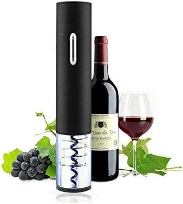 Deals - Abridor de botellas de vino automático eléctrico sacacorchos automático