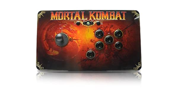 Amazon com: XBOX Mortal Kombat FightStick: Video Games