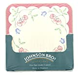 Johnson Brothers Summer Chintz Square Coasters