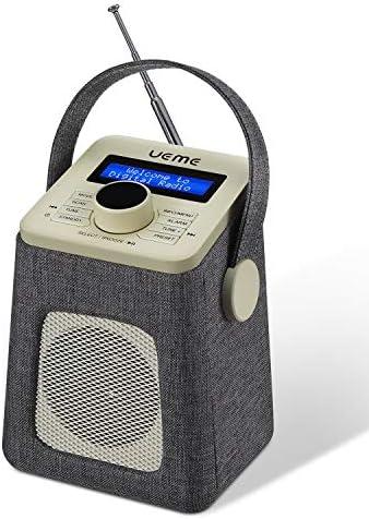 Ueme Mini Dab Dab Digitalradio Und Ukw Radio Mit Elektronik