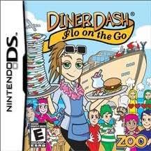 Zoo Games Diner Dash Flo On Go Simulation Vg Nintendo Ds Platform 9 Customer Types