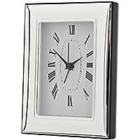 Pedro Duran Reloj con diseño Bach, Plata, 4x9x12