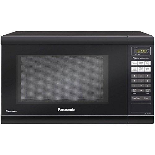 Microwave Oven Premium Compact Countertop Panasonic Electric