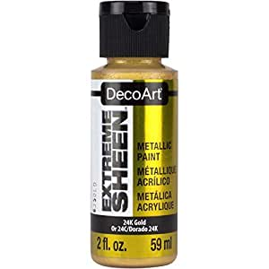 Deco Art Extreme Sheen Paint 24K Gold