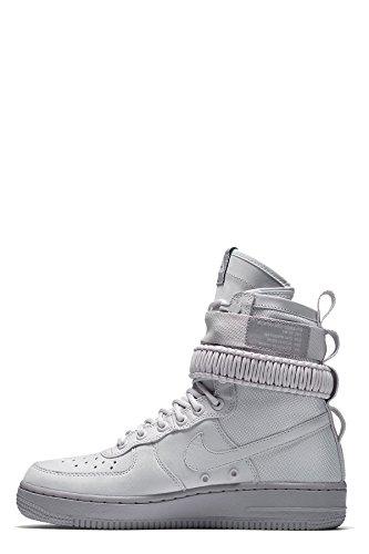Nike Womens SF Air Force 1 Boots Vast GreyAtmosphere