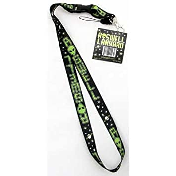Amazon.com: Alien Roswell Lanyard: Toys & Games
