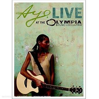 AYO LIVE OLYMPIA