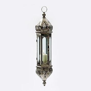 Orientalische Laterne Deckenlampe Hangelampe Arabisches Design 62 Cm