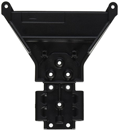 RPM Slash 4x4 and Rally LCG Front Bulkhead, Black - Steering Bell Crank System