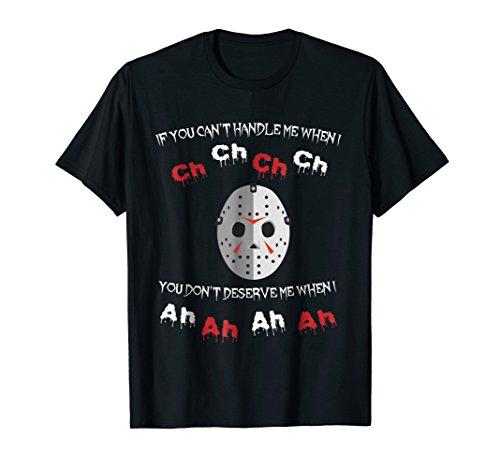 Halloween Hockey Mask Killer Shirt