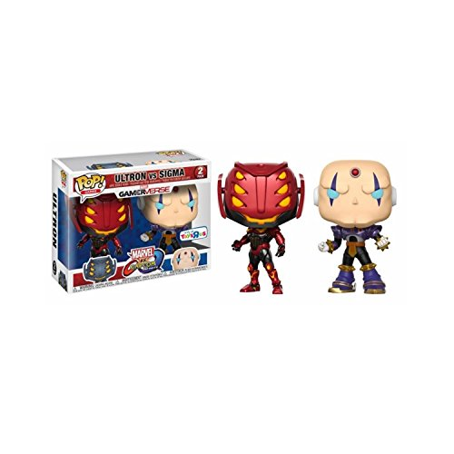 Funko Pop Marvel vs. Capcom Infinite - Ultron vs. Sigma Excl