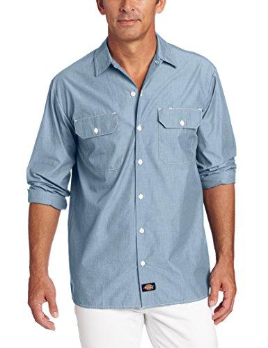 Dickies Mens Long Sleeve Shirt