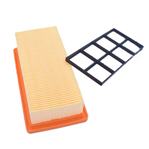 Hepa Filter Replacements for Karcher 6.415-953.0 AD 3.000 AD 3.200 dust Cleaning Filter Accessories Vacuum Cleaner Filter