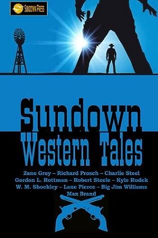 book cover of Sundown Western Tales