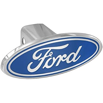 Bully CR-211 Ford Hitch Cover Chrome