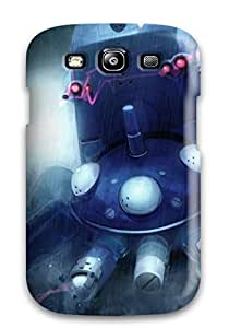 Awesome Ghost In The Shell Flip Case With Fashion Design For Galaxy S3