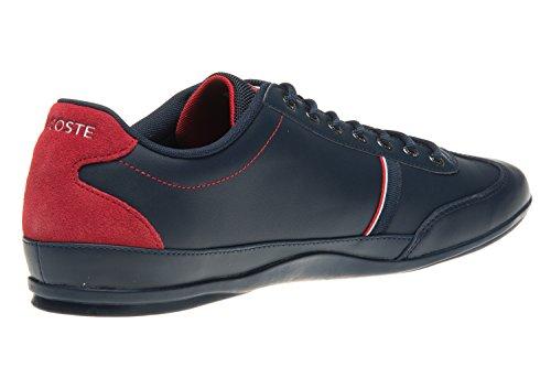 Misano Blau 1 Sneaker 118 Lacoste Sport Cam Uomo O4HqwAR