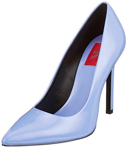 Calvin Klein Jeans Dame Paige Patent Pumps Blau (skb 000) YXi1oSr
