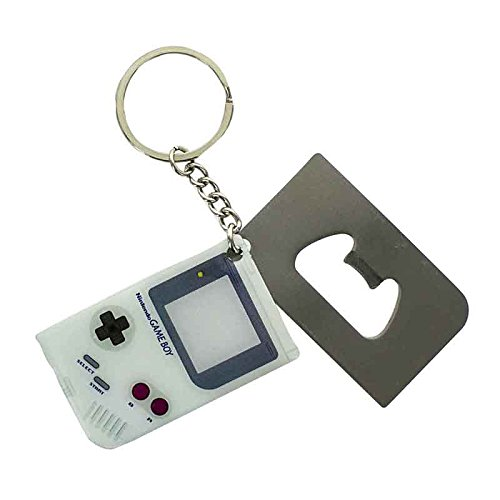 Paladone Nintendo Officially Licensed Merchandise - Game Boy Bottle Opener (2017 Themes Kitchen)