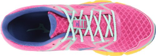 Mizuno Womens Wave Hitogami Racing Shoe Pink