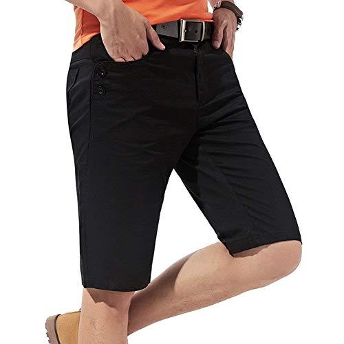 Uomo Abbigliamento 1 Solid Taglie Casual Forti Misto Haremshose Pantaloncini In Festivo Da Business Colore Color Pantaloni Boys Loose zEfqxFHz