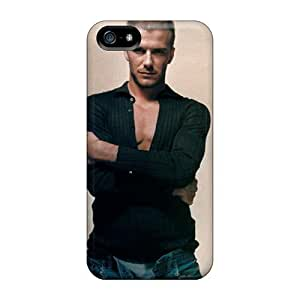 Phonedecor Snap On Hard Case Cover David Beckham Protector For Iphone 5/5s