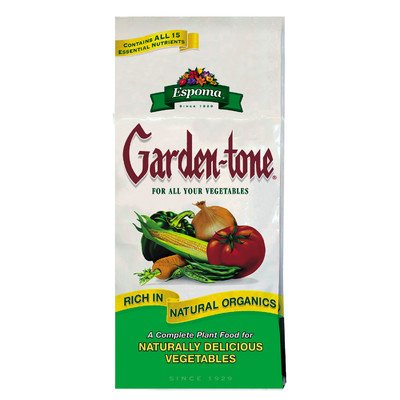 ORGANIC GARDEN-TONE HERB AND VEGETABLE FOOD