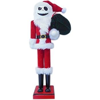 jack skellington in santa suit nutcracker the nightmare before christmas nutcracker - Nightmare Before Christmas Nutcracker