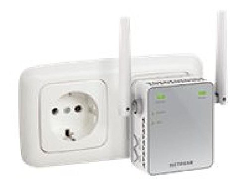NETGEAR N300 WiFi Range Extender (EX2700) (Limited Edition) by NETGEAR.
