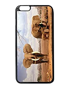 """Elephant Pattern Image Protective iphone 5C ("""") Case Cover Hard Plastic Case For iphone 5C - Inches"""