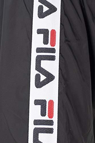 Outerwear Outerwear Outerwear Fila Uomo Poliestere Nero 682359BLACK Giacca Giacca Giacca gxwBq5xOA