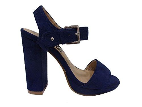 Refresh - Zapatos de vestir de Material Sintético para mujer azul turquesa
