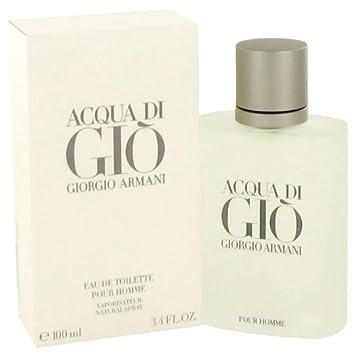 Acqua Di Gio Cologne for Men 3.4 oz Eau De Toilette Spray