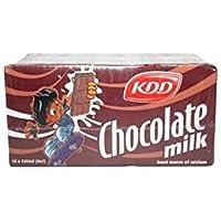 KDD Chocolate Milk, 18 X 180 ml - Pack of 1